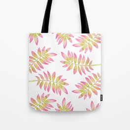 Tropical Palm Leaf 03 Tote Bag