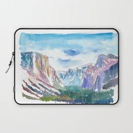 USA National Park Yosemite El Capitan Laptop Sleeve
