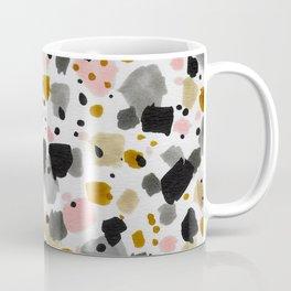 Terrazo brushstrokes I Coffee Mug