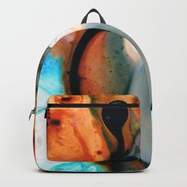 Lady Venus - Abstract Art by Sharon Cummings Backpack