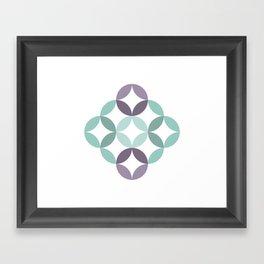 Shapes 007 Framed Art Print