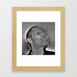 Glorification Framed Art Print