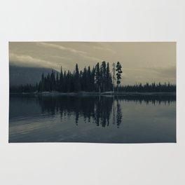 Pine Trees 1 Rug
