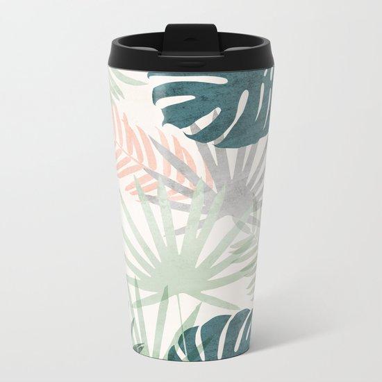 Tropicalia Metal Travel Mug