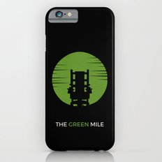 The Green Mile Minimalist iPhone 6s Slim Case