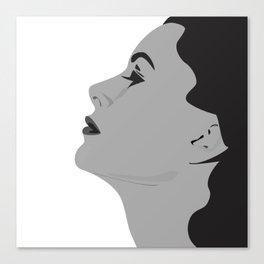 Beauty & Grace Canvas Print
