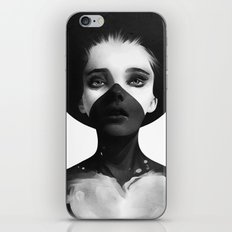Hold On iPhone Skin