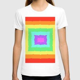 Rainbow Squares T-shirt