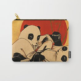 JIU JITSU PANDAS Carry-All Pouch
