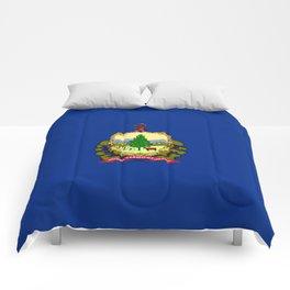flag vermont,america,usa,Green Mountain,Vermonter, New England,Burlington,Montpelier,Rutland,Barre Comforters