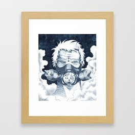 The Air We Breathe Framed Art Print
