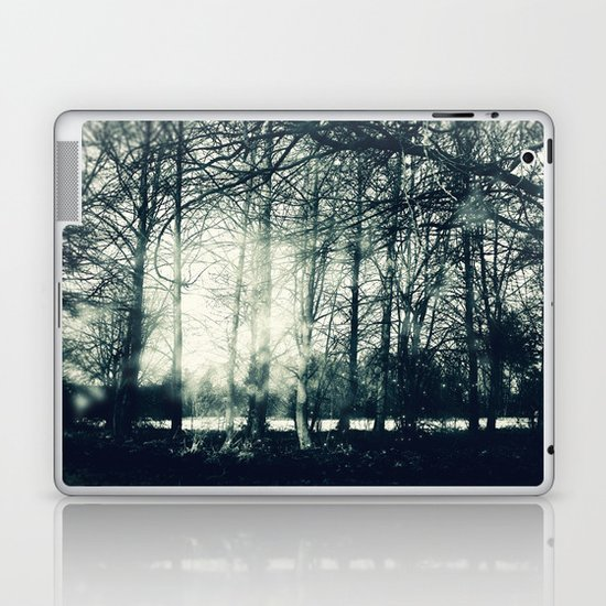 Faerie Wood Laptop & iPad Skin