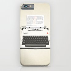 Ruby Sparks Slim Case iPhone 6s