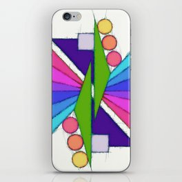 Butterfly 2 iPhone Skin