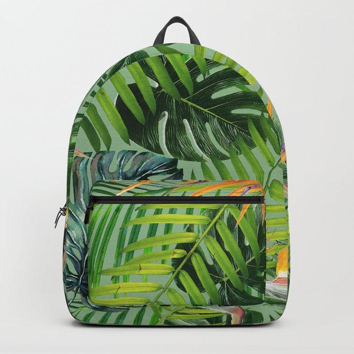 Jungle Tangle Paradise Backpack