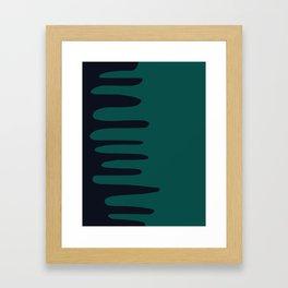 Bluep Framed Art Print