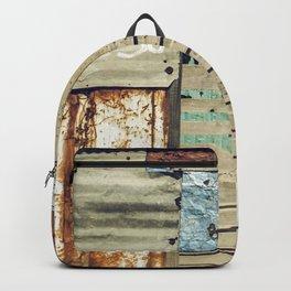 arquitectura de crisis Backpack