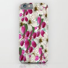 Spring Blossoms Abstract  Slim Case iPhone 6