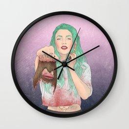 cut(e) Wall Clock