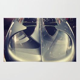 Bat car Rug