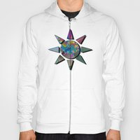 wet paint fractal  Hoody