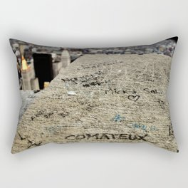 Friendship is Freedom - New York Rectangular Pillow