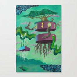 Eihwaz Canvas Print