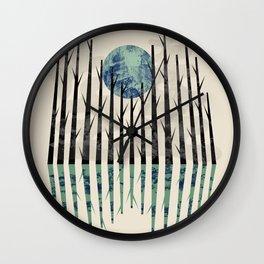 Little black forest Wall Clock