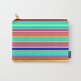 Stripes-025 Carry-All Pouch