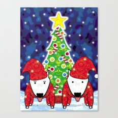 HOLIDAY TREATS Canvas Print