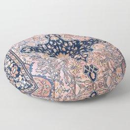 Sarouk  Antique West Persian Rug Print Floor Pillow