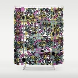 Springy Spring Shower Curtain