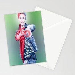GD (GDRAGON) Stationery Cards