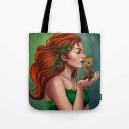 Love at First Sprout Tote Bag