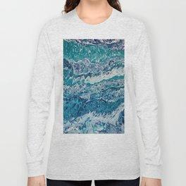 Bermuda Blues Long Sleeve T-shirt