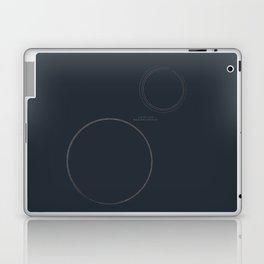 Melancholia, Lars von Trier, minimal movie poster, Danish film Laptop & iPad Skin