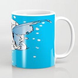 The blue fairy Coffee Mug