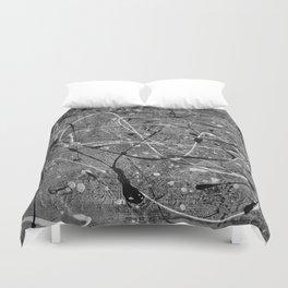Titanium Duvet Cover
