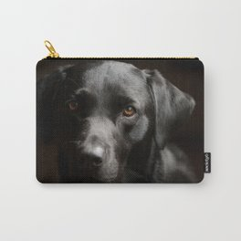 Black Labrador   Carry-All Pouch