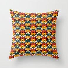 Kaleidoscopy Throw Pillow