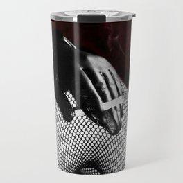 Fishnet Smoker Travel Mug