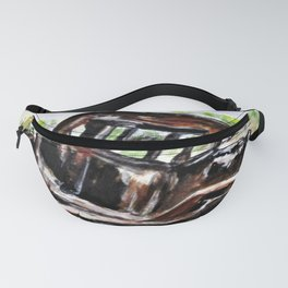 Wrecked And Rusting Fanny Pack