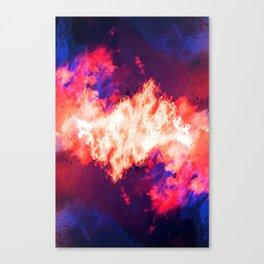 SleepyHead ~ Analog Zine Canvas Print