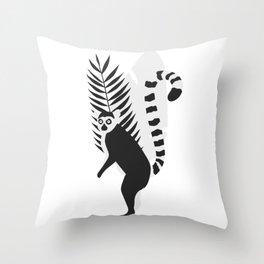 Lemure Throw Pillow