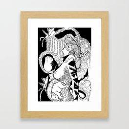 The Nest Framed Art Print