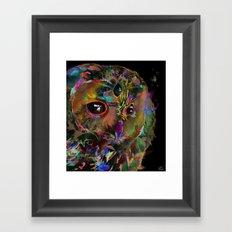 Synergist Framed Art Print