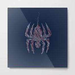 Webs Metal Print