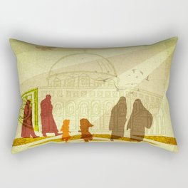 Al-Aqsa Jerusalem Rectangular Pillow
