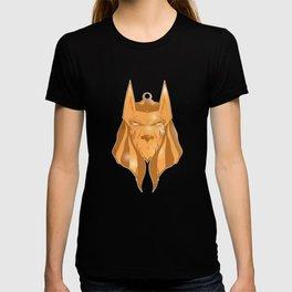 Anubis golden T-shirt