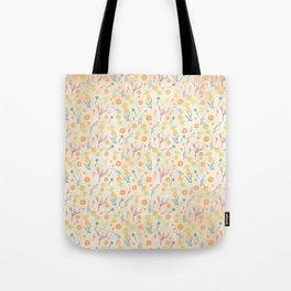 Pineapple Fruity Pattern Tote Bag